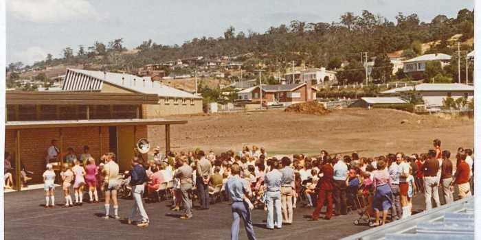 1976 02 14 School opening 2